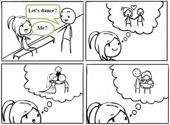 Understanding Female Logic (2 pics)