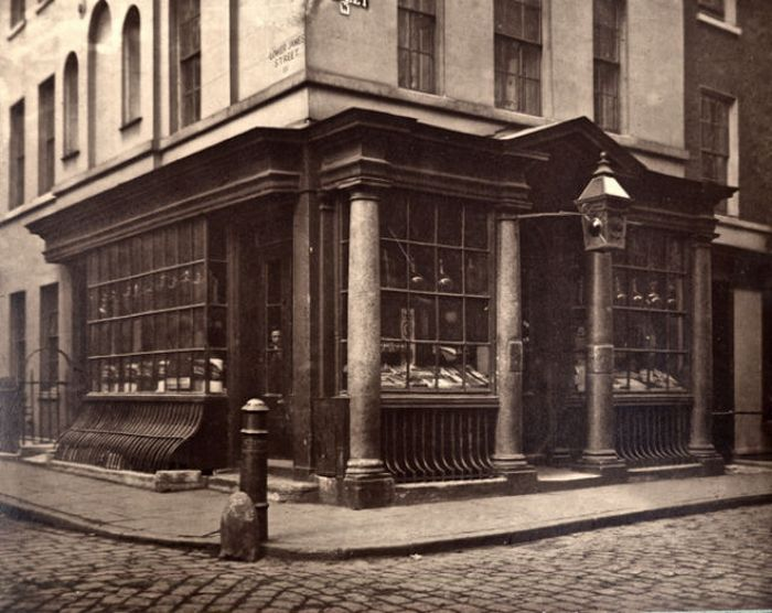 Amazing Pictures of Old London (26 pics)