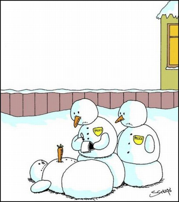 Funny Collection of Cartoons (51 pics)