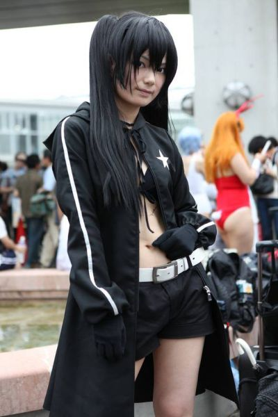 Sexy Cosplay Girls from Comiket (51 pics)