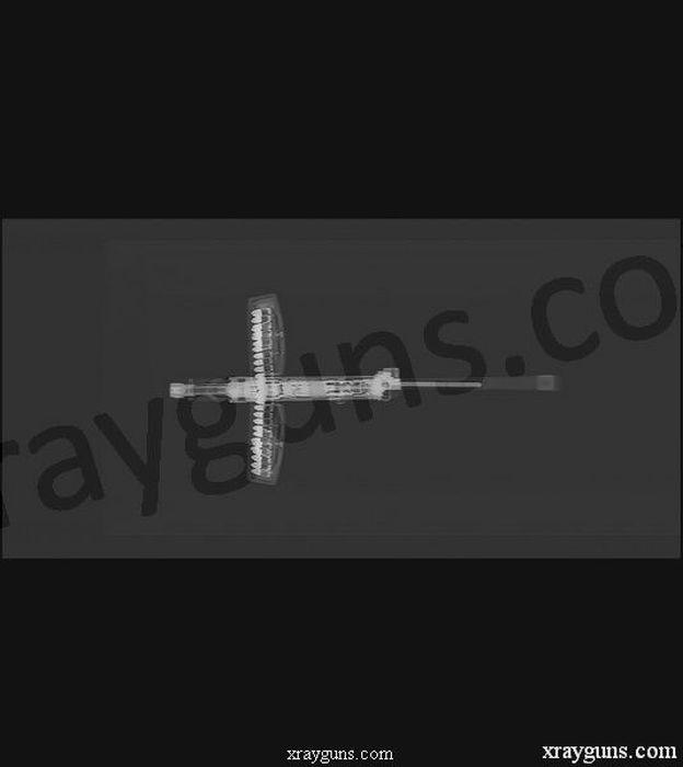 X rayed Guns (16 pics)