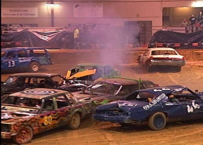 Demolition Derby (27 pics)