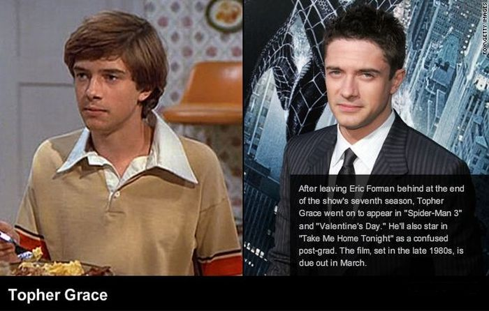 'That '70s Show' Where Are They Now (9 pics)