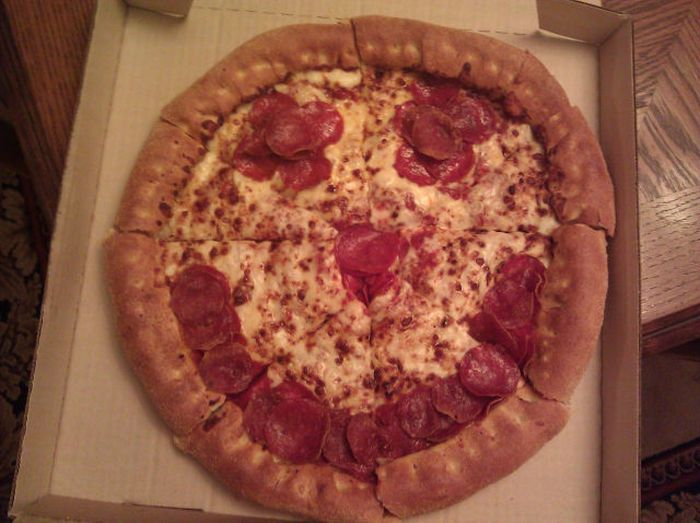 Funny Instructions by Pizza Fans (14 pics)