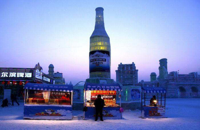 Harbin international Ice Festival 2011 (30 pics)
