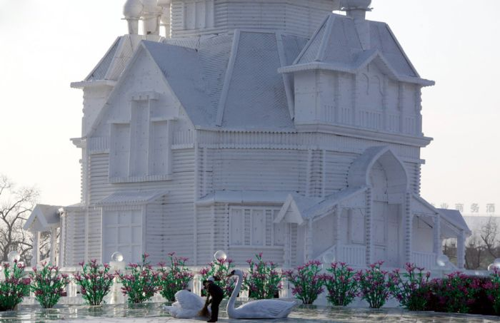 Harbin international Ice Festival 2011 (30 pics)