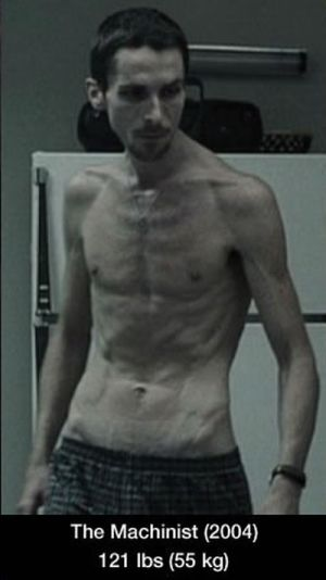 The Many Bodies of Christian Bale (6 pics)