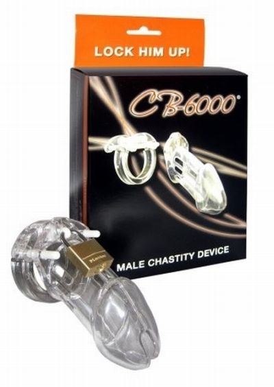 Chastity Belt for Men (3 pics)