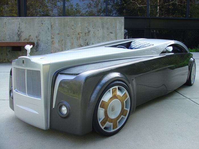 Rolls-Royce Apparition by Jeremy Westerlund (15 pics)