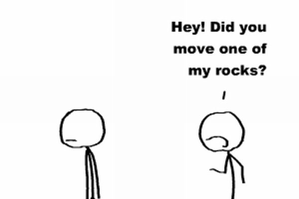 My Three Rocks (45 pics)