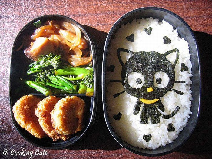 Beautiful Japanese Takeout Meals (23 pics)