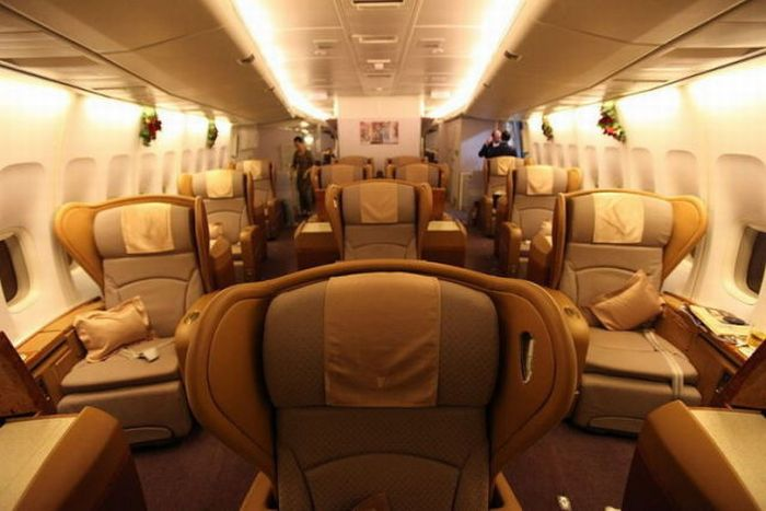 First Class is Awesome (21 pics)