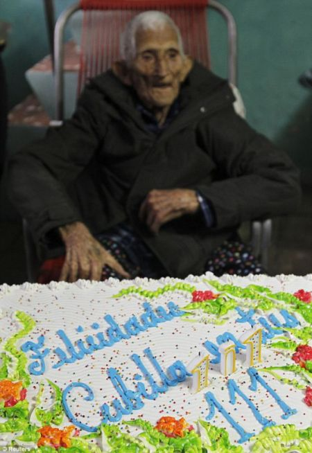 111-Year-Old Man (7 pics)