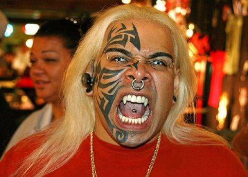 Extreme Tattoos (46 pics)