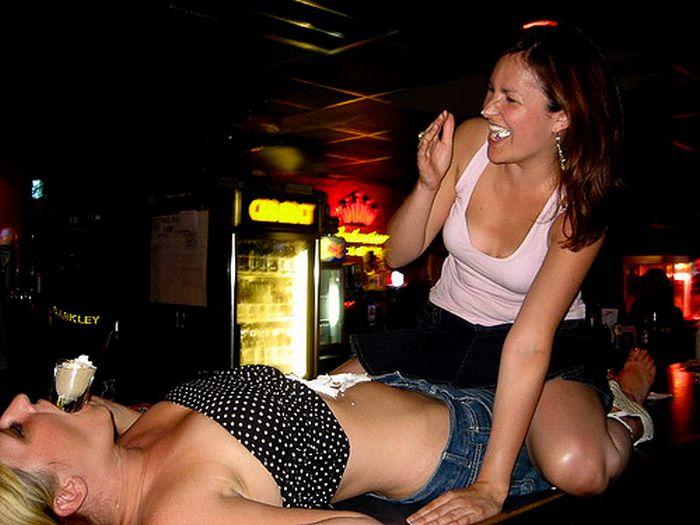Body Shot Babes (38 pics)