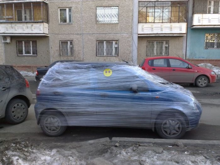 Just a Simple Prank (3 pics)