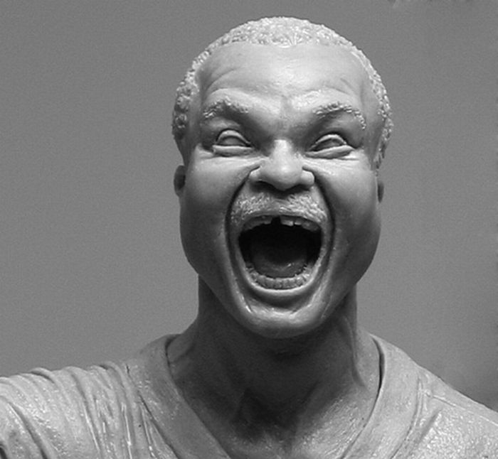 Sculptures by Adam Beane (54 pics)