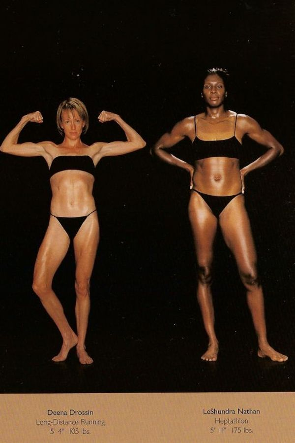 Different Sport Arts Mean Different Body Types (35 pics)