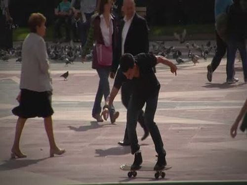 Awesome Skateboard Tricks