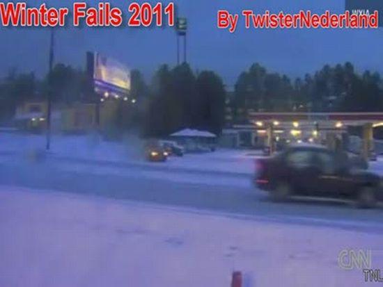 Winter Fails 2011