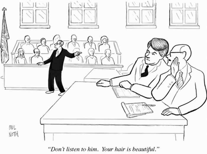 The Best Caricatures of 2010 (32 pic)