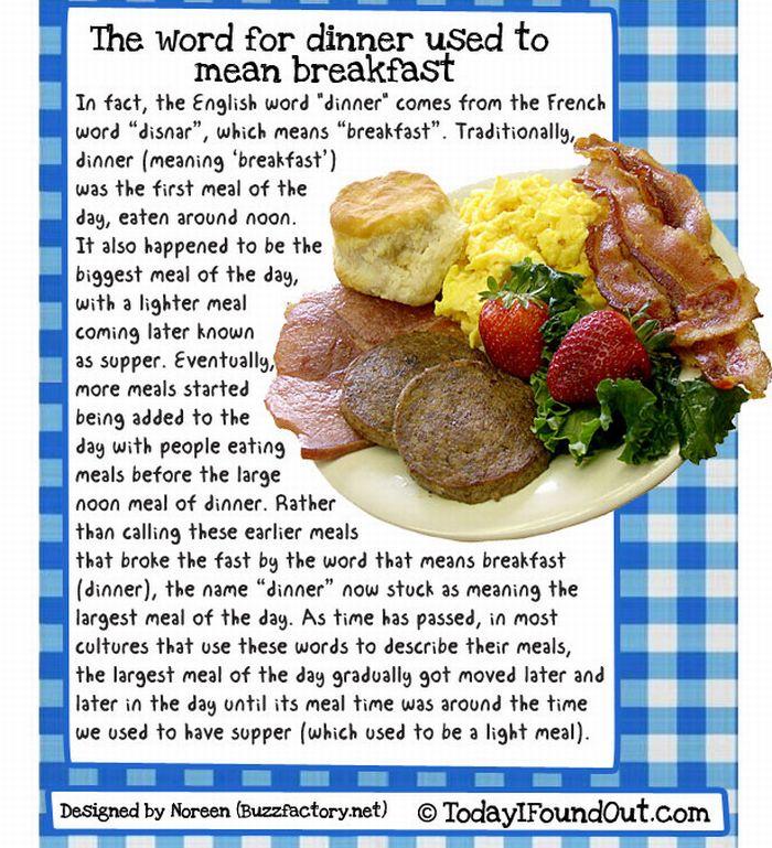 10 Food Facts (11 pics)