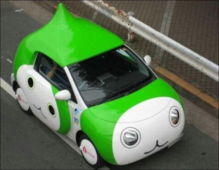 Unusual Cars (43 pics)