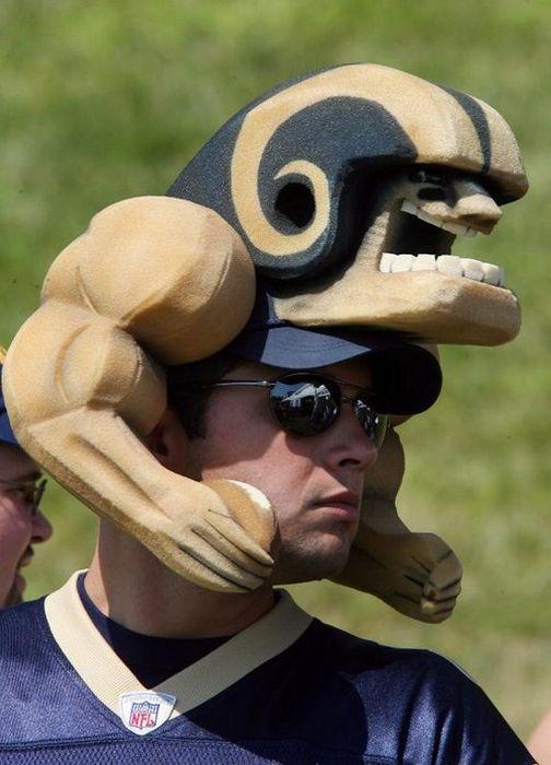 Funny Hats (45 pics)