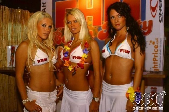 Sexy Club Girls from Sweden (35 pics)