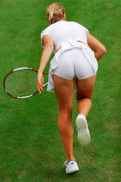 Sexy Tennis Women Players