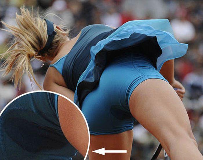 Tennis Butts (39 pics)