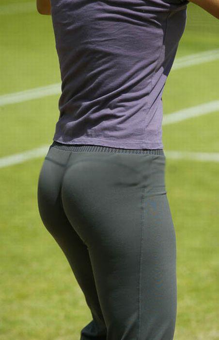 Tennis Butts 39 Pics