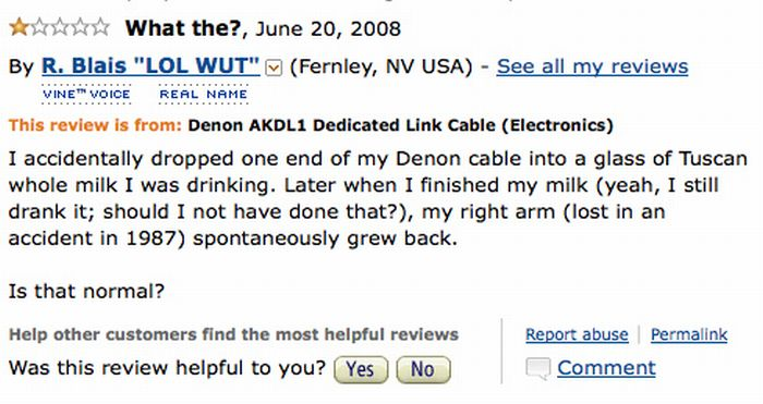 Amazon Products With Amazing User Reviews (43 pics)
