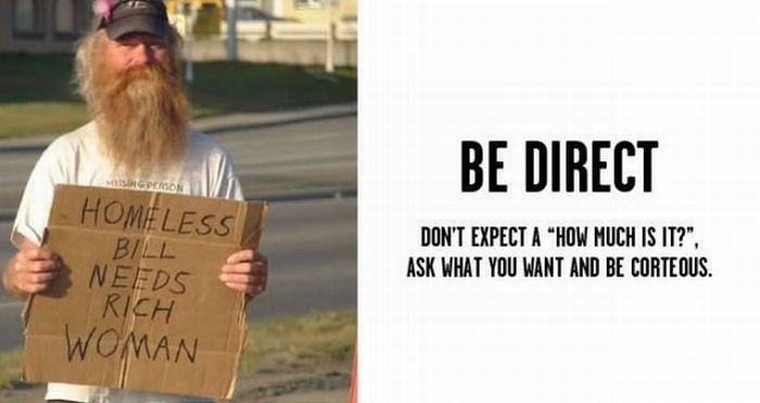 Tips for Beggars (10 pics)