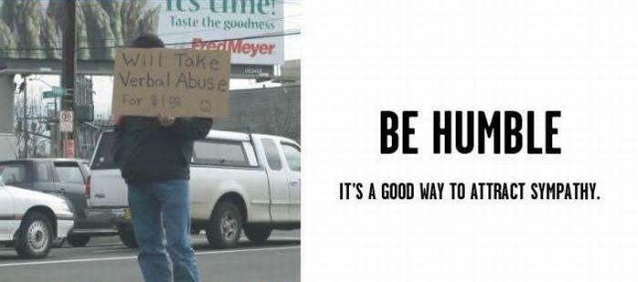 Tips for Beggars (10 pics)