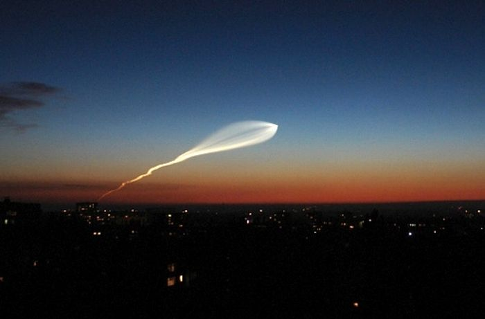Space Launch as Seen from the Windows in Russia (23 pics)