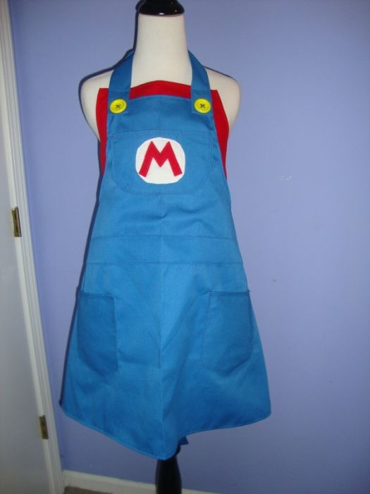 Aprons For Geeks (9 pics)