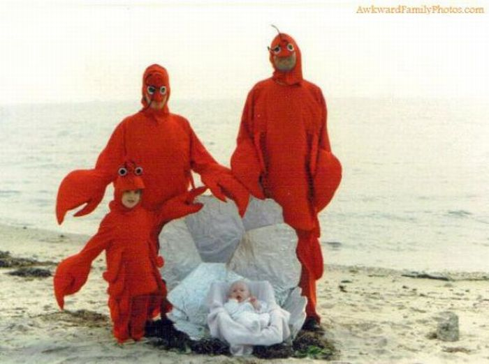 Funny Family Photos (126 pics)