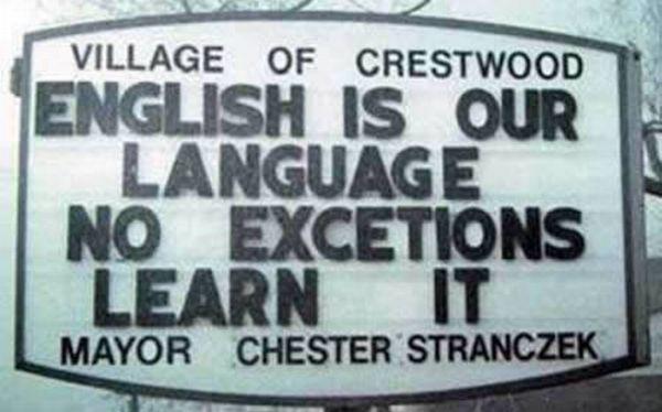 Billboard Spelling Fails (14 pics)