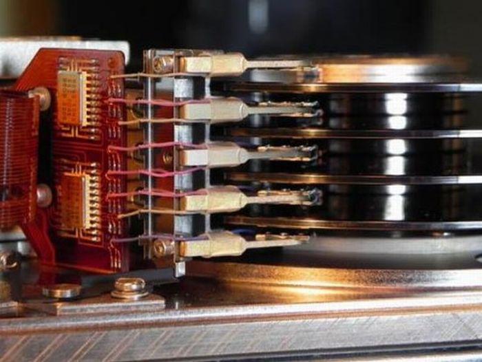 55 MB HDD HP 7945A (7 pics)