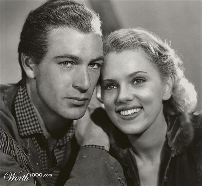 Impossible Celebrity Couples (21 pics)