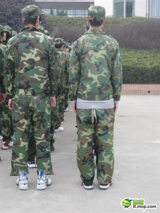 Chinese Military Camp (7 pics)