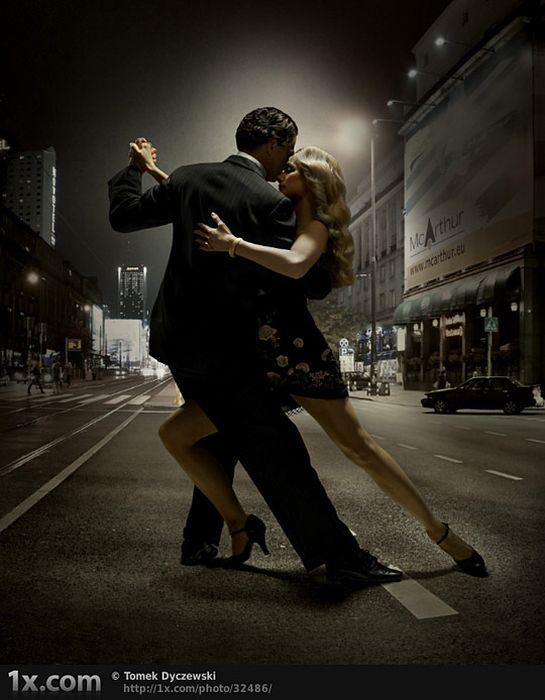 Dancing People (70 pics)