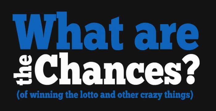 What are the Chances (infographic)