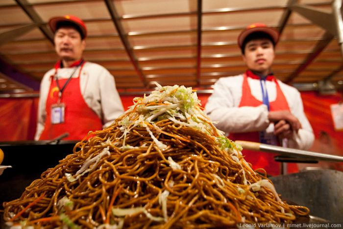 Chinese Fast Food (38 pics)