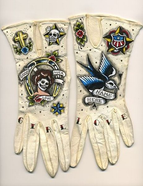 Cool Gloves (18 pics)