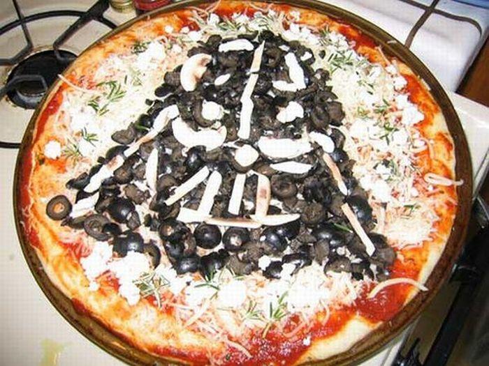 Pizza Art (15 pics)