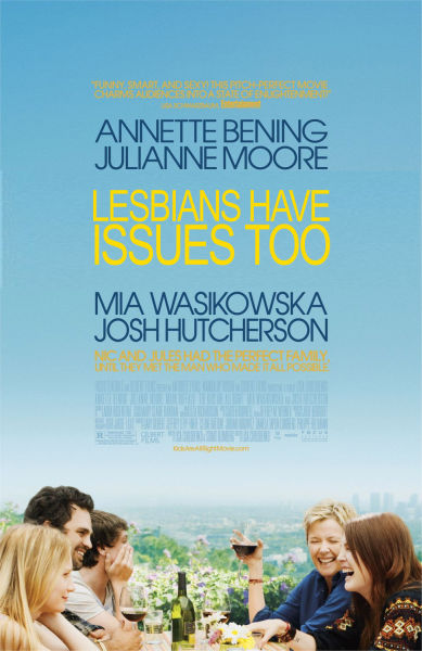 If the Best Picture Nominee Posters Told the Truth (10 pics)