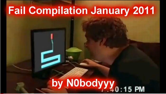 FAIL Compilation January 2011