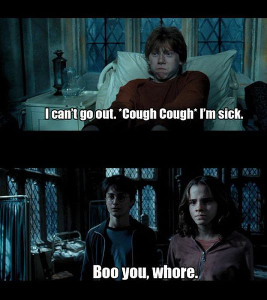 Harry Potter and the Macros (24 pics)